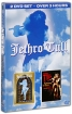 "Jethro Tull: Living with the Past / Nothing Is Easy - Live At The Isle Of Wight 1970 (2 DVD) Формат: 2 DVD (PAL) (Картонный бокс + slim case) Дистрибьютор: Концерн ""Группа Союз"" Региональный код: 0 инфо 1583o."